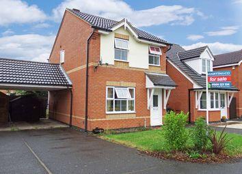 Thumbnail 3 bed semi-detached house for sale in Foxglove Close, Mountsorrel, Loughborough