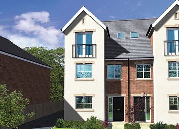 Thumbnail 3 bed town house for sale in Plot 28 The Grasmere Liberty Park, Hartlepool