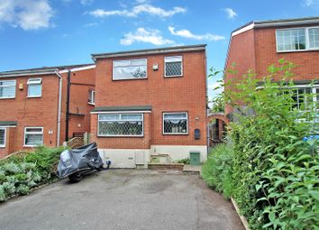 Thumbnail 3 bed detached house for sale in Thorneywood Rise, Thorneywood, Nottingham