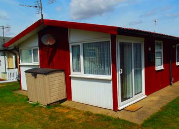 Thumbnail 2 bed mobile/park home for sale in 31A Third Avenue, South Shore Holiday Village, Bridlington