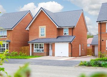 "Thumbnail 4 bedroom detached house for sale in ""Guisborough"" at Lytham Road, Warton, Preston"