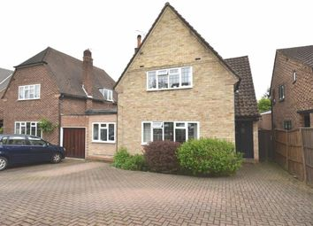 Thumbnail 4 bed property for sale in Greenway Close, London