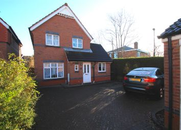 Thumbnail 4 bed detached house for sale in Lole Close, Longford, Coventry