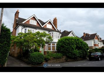Thumbnail 2 bed flat to rent in Ennismore Avenue, Guildford