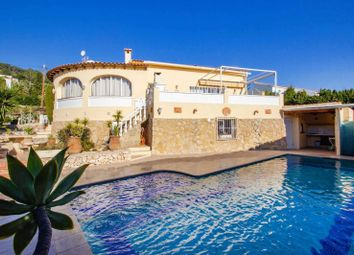 Thumbnail 3 bed villa for sale in Calp, Alicante, Spain