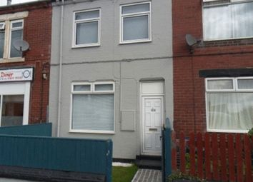 Thumbnail 3 bed terraced house to rent in Whinney Lane, Streethouse