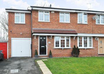 Thumbnail 3 bed semi-detached house for sale in Raddlebarn Farm Drive, Selly Oak, Birmingham