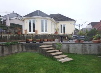 Thumbnail 2 bed detached bungalow for sale in Llynfa Road, Penclawdd, Swansea