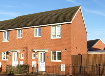 Thumbnail 3 bed semi-detached house for sale in Bluebell Walk, Saxon Gate, Hereford