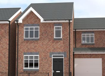 Thumbnail 4 bed town house for sale in Aaron Manby Court, High Street, Princes End, Tipton