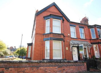 Thumbnail 4 bedroom terraced house for sale in Arundel Avenue, Sefton Park, Liverpool