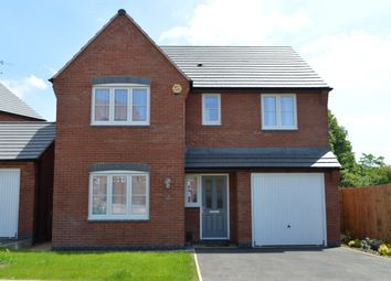 Thumbnail 4 bedroom detached house for sale in Southwell Road, Farnsfield