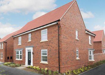 "4 bed detached house for sale in ""Layton"" at Fen Street, Brooklands, Milton Keynes MK10"