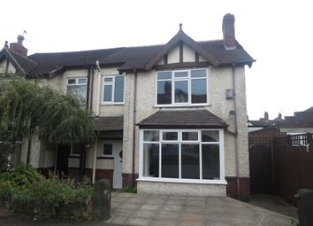 Thumbnail 3 bed semi-detached house for sale in Marsh Avenue, Burslem, Stoke-On-Trent