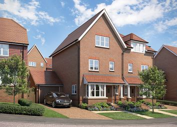 "Thumbnail 4 bed property for sale in ""The Arden"" at Renfields, Haywards Heath"