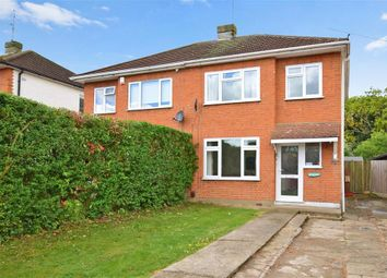 Thumbnail 3 bed semi-detached house for sale in Highcliffe Road, Wickford, Essex
