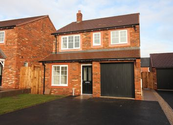 Thumbnail 3 bedroom detached house for sale in Nunnery Close, Meadowbrook, Carlisle