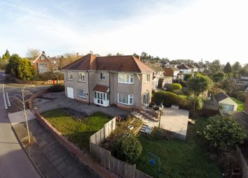 Thumbnail 4 bed detached house for sale in Brandreth Road, Ladymary, Cyncoed, Cardiff