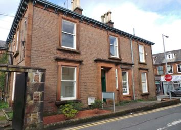 Thumbnail Block of flats for sale in High Street, Lockerbie