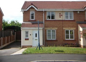 Thumbnail 3 bed semi-detached house to rent in Butterwick Fields, Horwich, Bolton