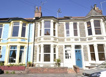 Thumbnail 3 bedroom terraced house for sale in Camerton Road, Greenbank, Bristol