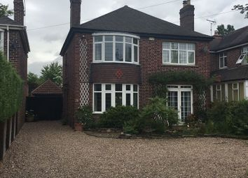 Thumbnail 4 bed detached house to rent in Ordsall Road, Retford