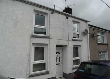 Thumbnail 2 bed terraced house to rent in Meirion Street, Aberdare, Rhondda Cynon Taf