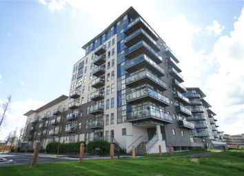 Thumbnail 2 bedroom flat for sale in Clarinda House, Clovelly Place, Greenhithe, Kent