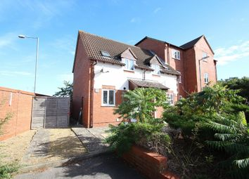 Thumbnail 2 bed end terrace house to rent in Coppice Gate, Cheltenham, Gloucestershire