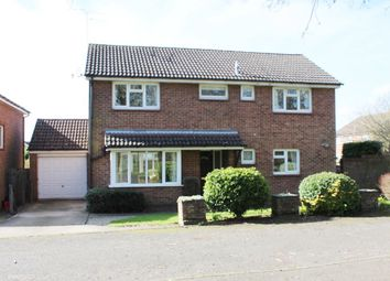 Thumbnail 4 bed detached house for sale in Rawnsley Drive, Kenilworth