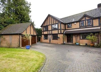 Thumbnail 5 bedroom detached house for sale in Carroll Avenue, Ferndown