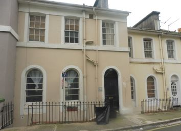 Thumbnail 1 bed flat for sale in Coburg Place, Torquay