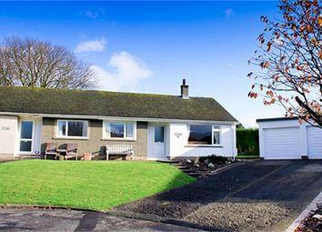Thumbnail 2 bedroom semi-detached bungalow for sale in 28 Briar Rigg, Keswick, Cumbria