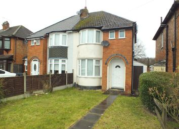 3 bed semi-detached house for sale in Parkdale Road, Sheldon, Birmingham B26