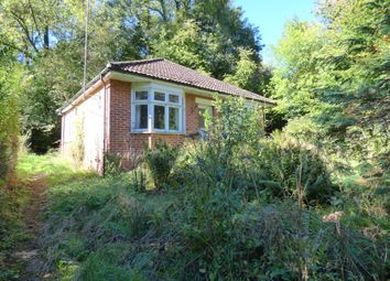 Thumbnail 2 bed detached bungalow for sale in Milton, East Knoyle