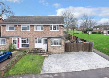 Thumbnail 3 bed semi-detached house for sale in Brewer Road, Cliffe Woods, Kent