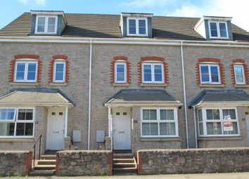 Thumbnail 4 bed terraced house for sale in Market Road, Plymouth