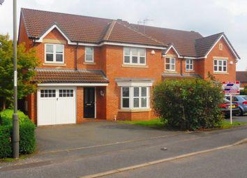 4 bed detached house for sale in Nettleton Close, Littleover, Derby DE23
