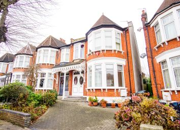Thumbnail 3 bed semi-detached house for sale in Amberley Road, Winchmore Hill