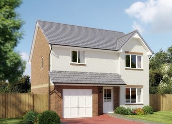 "Thumbnail 4 bed detached house for sale in ""The Balerno"" at Strath Brennig Road, Smithstone, Cumbernauld"
