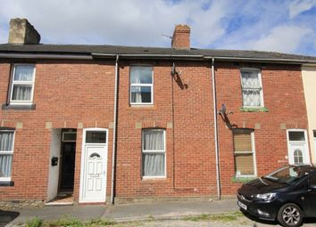 Thumbnail 2 bed terraced house for sale in Grafton Road, Newton Abbot