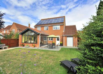 Thumbnail 3 bed detached house for sale in Tannery Close, Leonard Stanley, Stonehouse