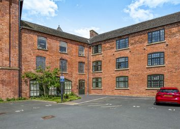 Thumbnail 2 bed flat for sale in High Street, Tean, Stoke-On-Trent
