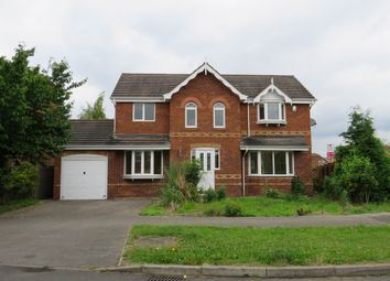Thumbnail 4 bed detached house for sale in Mcloughlin Way, Kiveton Park, Sheffield