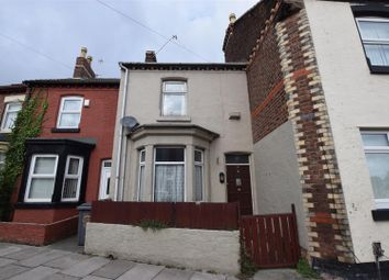 Thumbnail 2 bed terraced house for sale in Rice Lane, Wallasey