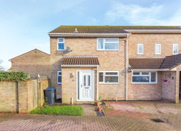 Thumbnail 4 bed link-detached house for sale in Alkham Close, Cliftonville, Margate