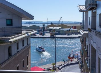 Thumbnail 3 bed flat for sale in Dolphin Quays, The Quay, Poole, Dorset