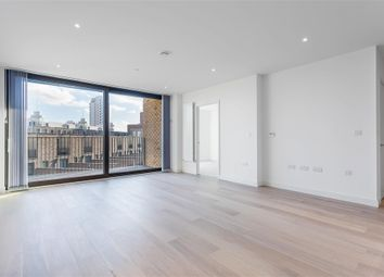 Thumbnail 2 bed flat for sale in Masthead House, 21 Admiralty Avenue, London