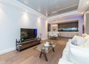 Thumbnail 2 bed flat to rent in Chelsea Bridge Wharf, 366 Queenstown Road