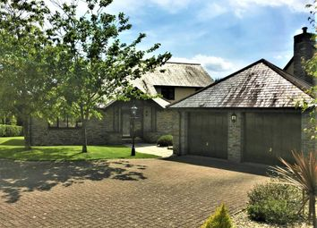 Thumbnail 4 bedroom detached house for sale in The Rowans, St. Mellion, Saltash, Cornwall